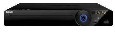 BBK DVP034S USB темно-серый