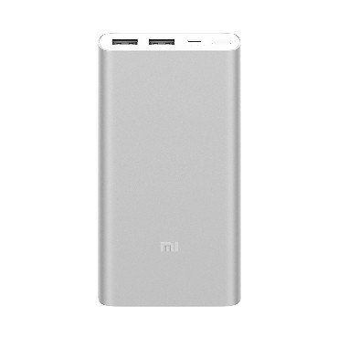 XIAOMI MI POWER BANK 2S SILVER 10000MAH (VXN4231GL)