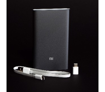 XIAOMI MI POWER BANK PRO 10000MAH металл (VXN4195US)