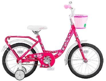 "STELS Flyte Lady 16"" Z011*LU089092*LU080191 *11"" Розовый"