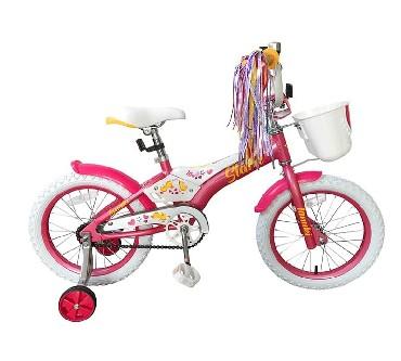 STARK Tanuki 16 Girl розовый/белый (H000013671)