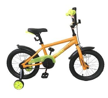 STARK Tanuki 16 BMX оранжевый/жёлтый (H000013667)