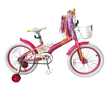 STARK Tanuki 18 Girl розовый/белый (H000013669)
