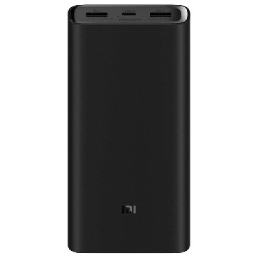XIAOMI MI POWER BANK PRO 3 BLACK (20000MAH) (VXN4254GL)