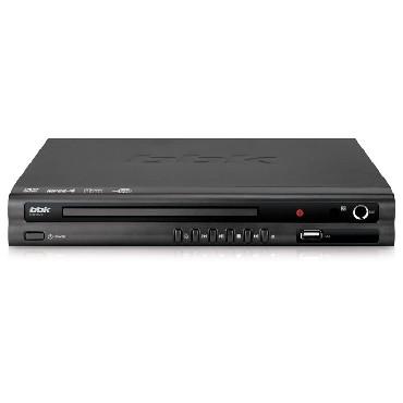 BBK DVP176SI Караоке,Dolby Digital темно-серый